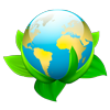 green earth plant