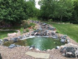 WaterFeature WaterFalls NaturalPond